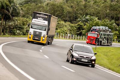Pesquisa inédita na Régis Bittencourt confirma imprudência de motoristas brasileiros em rodovia
