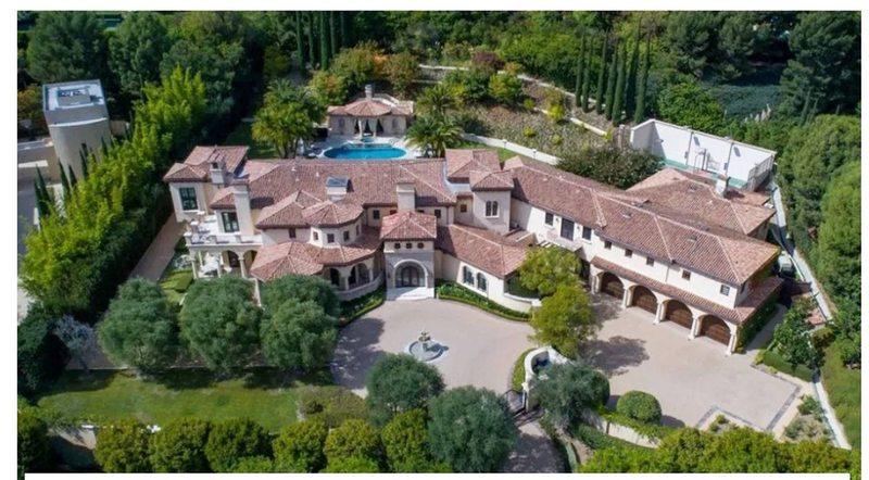 la nueva casa de Sofía Vergara y Joe Manganiello