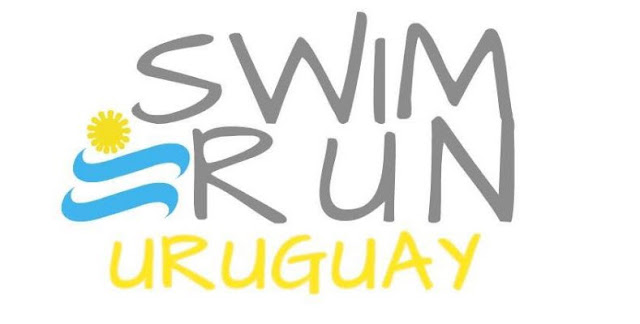 Swim run Uruguay en La Paloma (Rocha, 03/feb/2018)