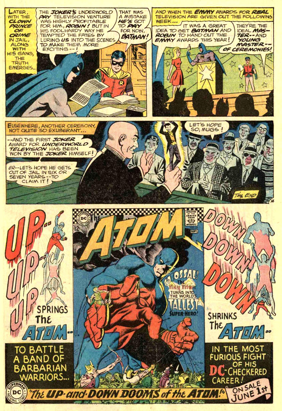 Detective Comics (1937) 365 Page 18