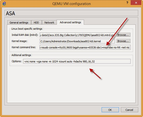 Networking Security: install ASA 8 4 on Gns3