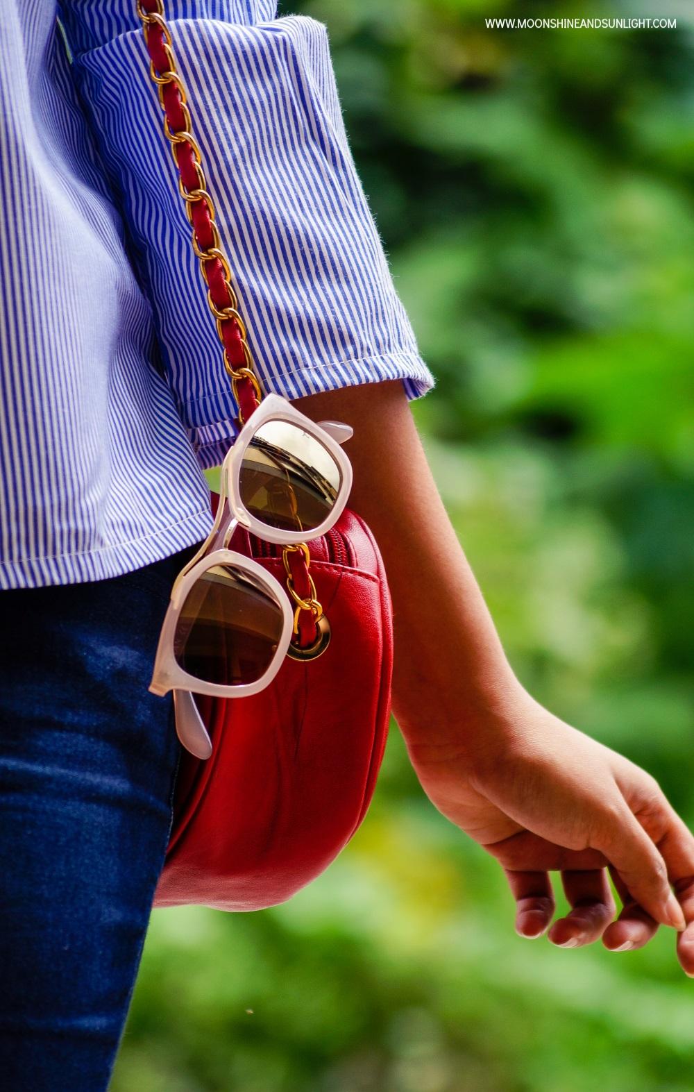 Shades of Summer! Titan sunglasses Indian blogger