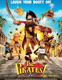 The Pirates! Band of Misfits | Bmovies