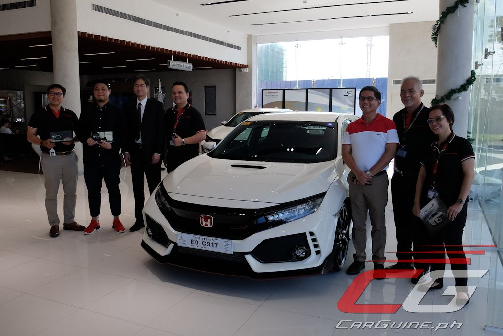 First Batch Of Honda Civic Type Rs Have Been Turned Over