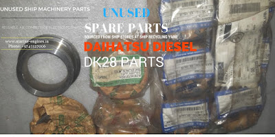 Daihatsu DK28, used, unused, genuine, OEM, spare parts, for sale, India, secodn hand, original, ready