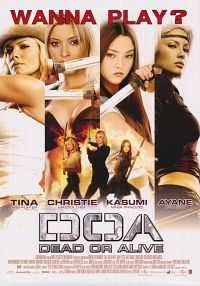 DOA - Dead or Alive 2006 Hindi - English Download 300mb BRRip 480p