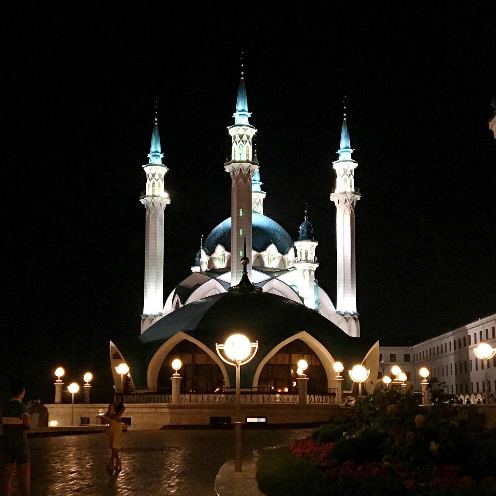 Islam in Russia Kazan Tatarstan