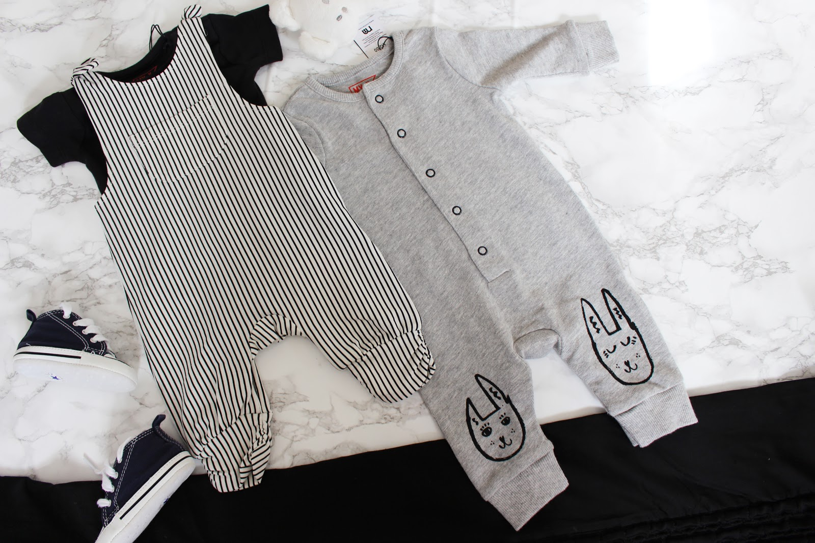 Mothercare newborn haul baby haul sleep suit cute myleen klass range baby converse