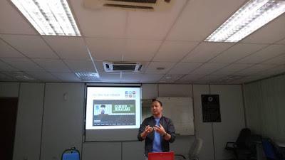 Sesi Inspirasi Bersama Guru Malaysia ke Korea KOMTEP 2018