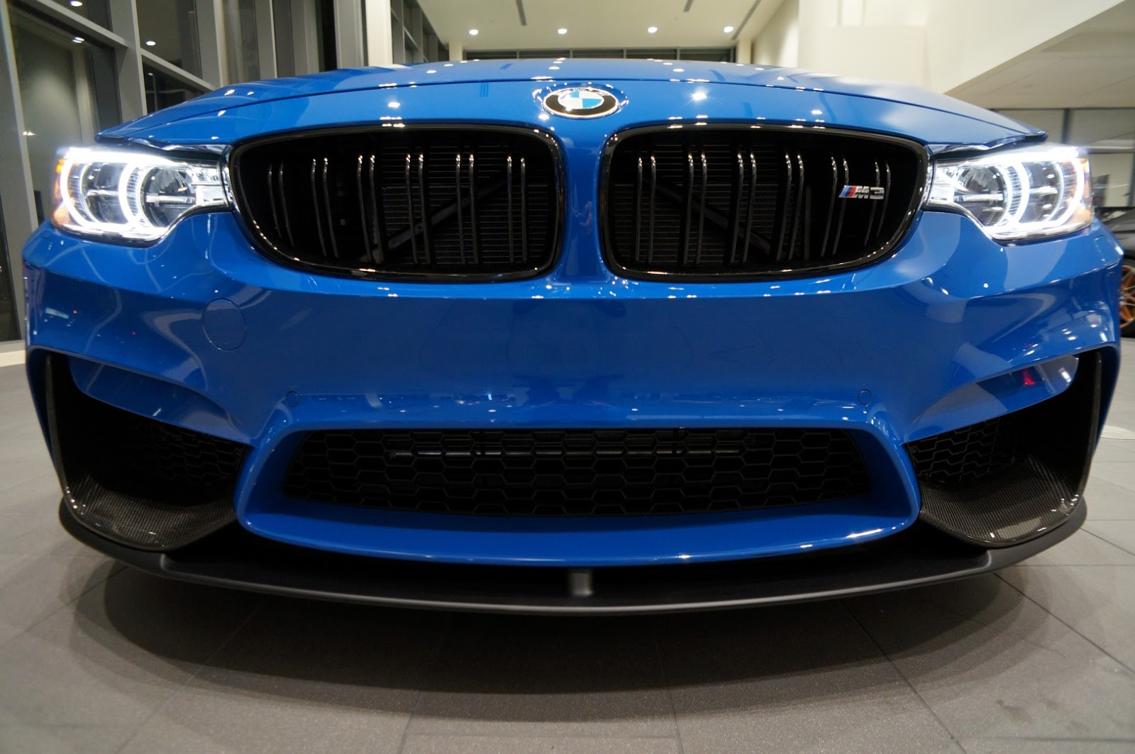 Rare Enzian Blue Bmw M3 Individual Is Gorgeous But Costs