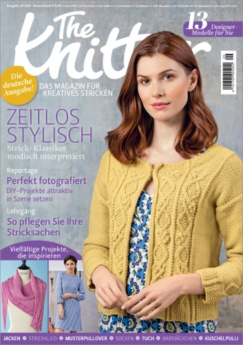 Emma Vining Hand Knitting Patterns In Magazines