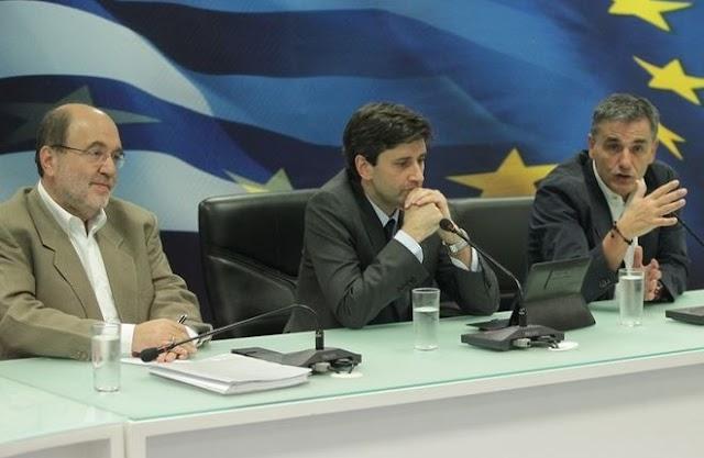Αυτή είναι η ελληνική 'τρόικα' της οικονομίας