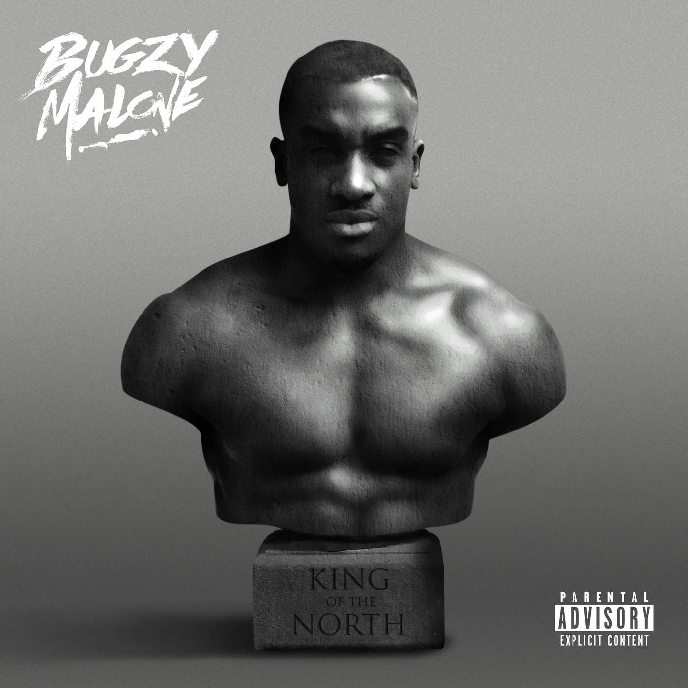 Bugzy Malone - King of the North Cover