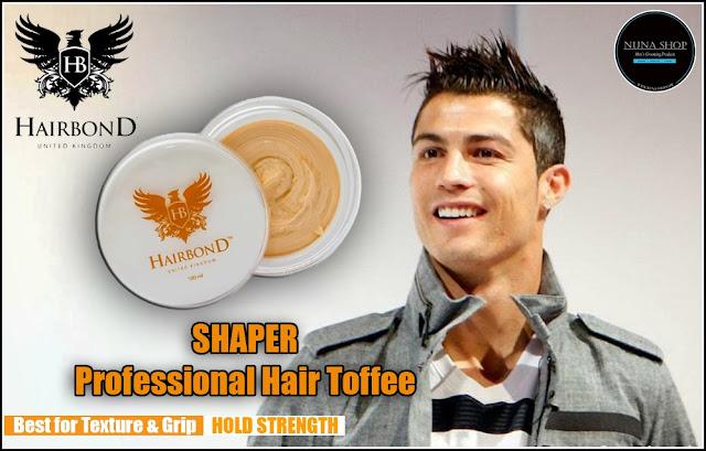 Hairbond Shaper Cristiano Ronaldo Hair Style