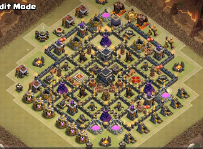 base war th 9 bomb tower