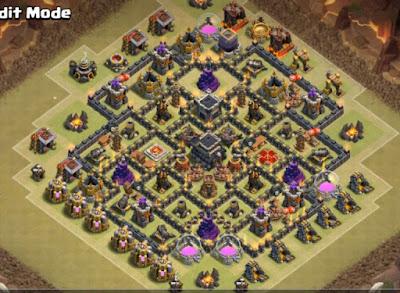 base war th 9 bomb tower