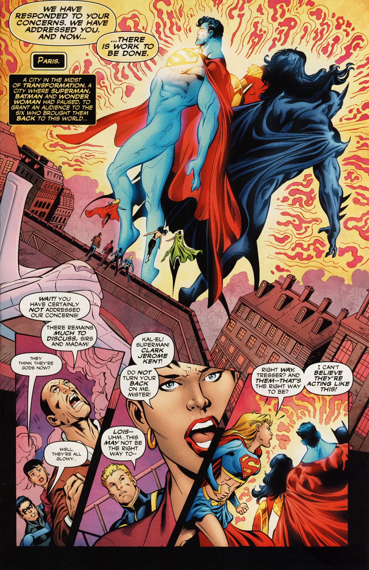 Read online Trinity (2008) comic -  Issue #44 - 15