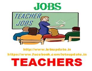 Sarva Shiksha Abhiyan teacher jobs, assistant warden jobs-letsupdate