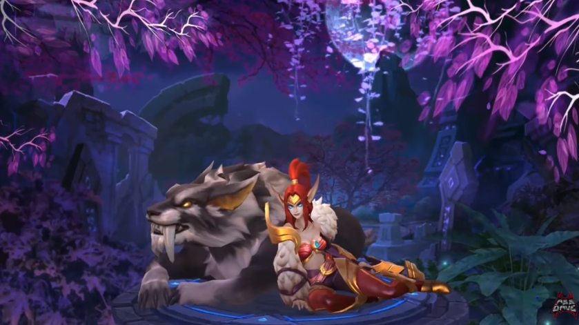 Mobile Legends, Irithel First Look