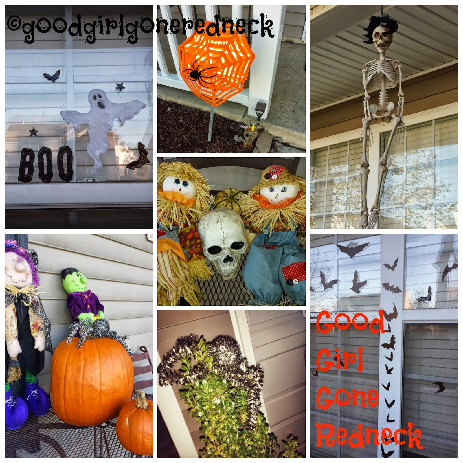 pumpkins, bats, spiders, scarecrows, kid-friendly, easy decor