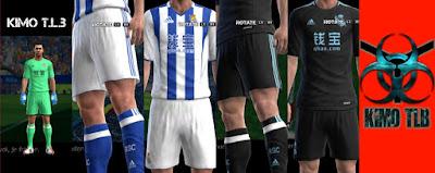 PES 2013 Real Sociedad GDB 2016-17 By KIMO T.L.B 19