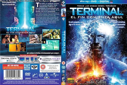 Terminus 2015 DVD COVER - CoverDVDgratis !!!
