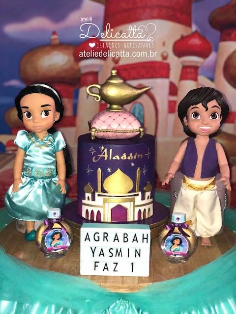 Bolo Aladdin