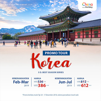 Promo Korea Series 2019