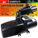 Amphibious Pond Water Pumps; 2245 to 4755 GPH