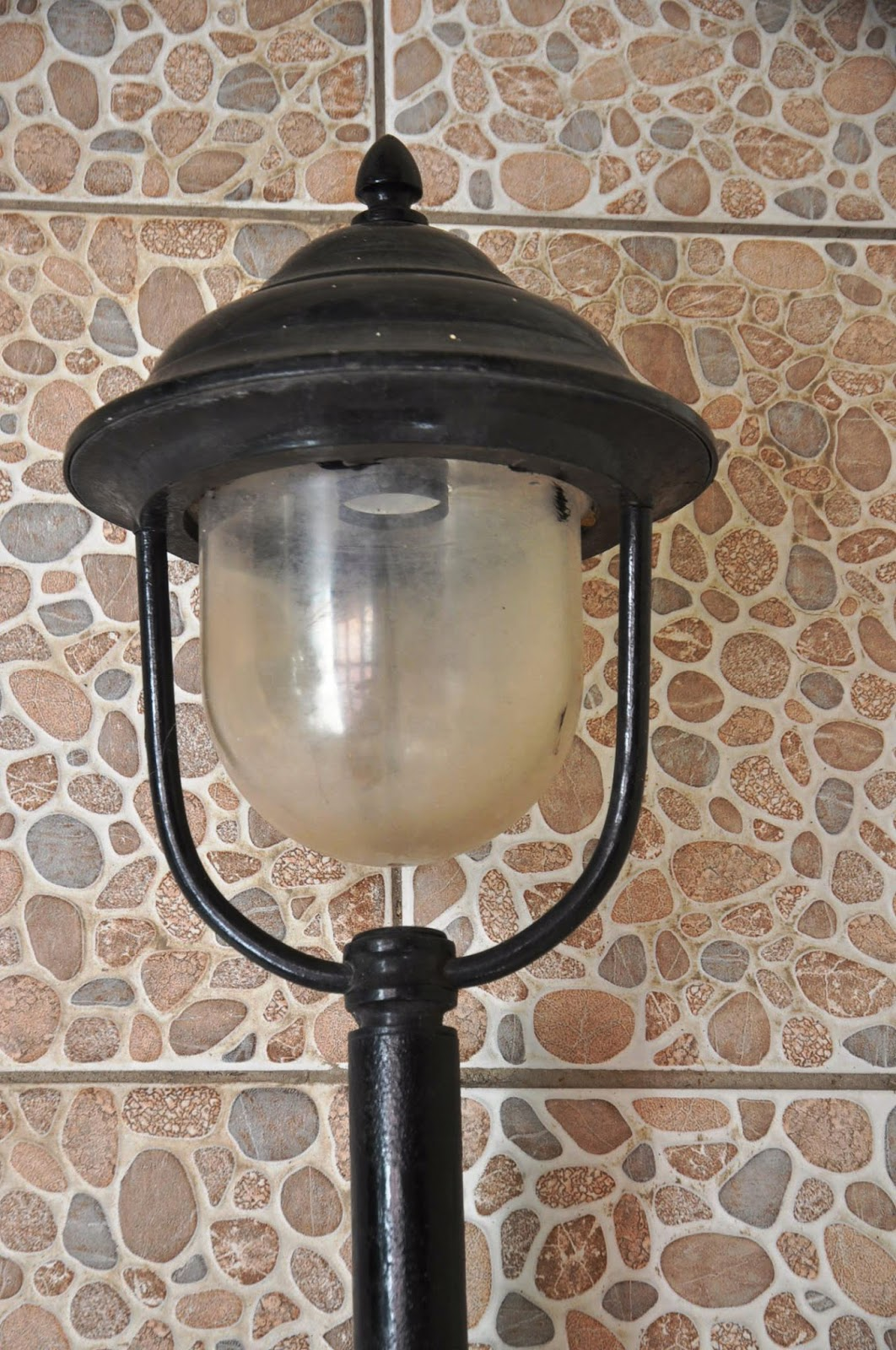 Pondok Barang Antik Barang Antik Lampu Taman Antik Lawas Vintage Era 1980 An