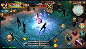 Game dinasti Seru