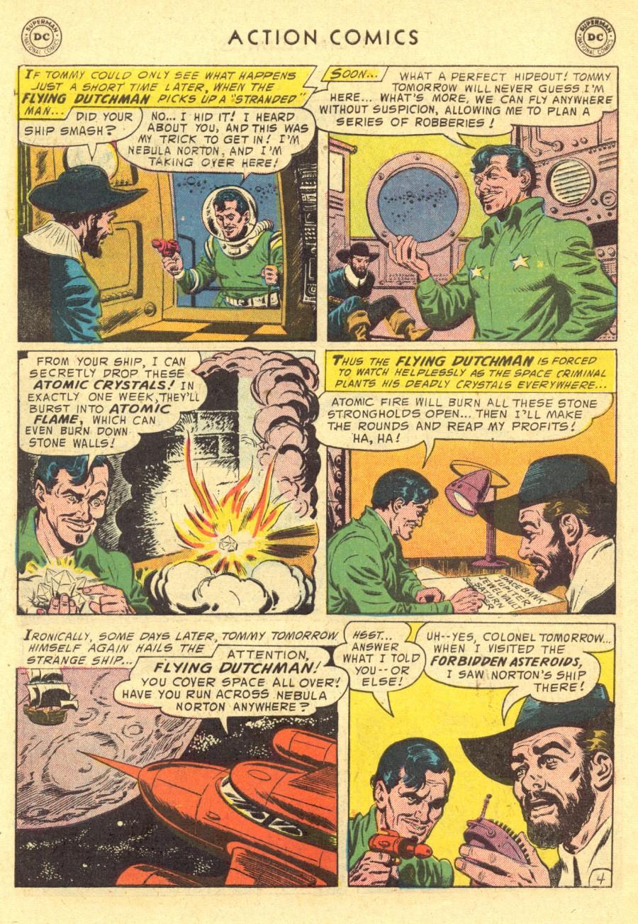 Action Comics (1938) 220 Page 30