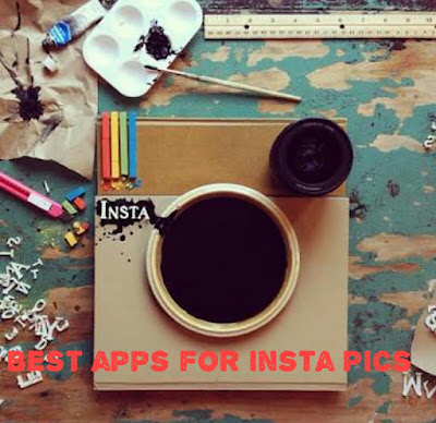 Best mobile apps for creating Instagram Pictures