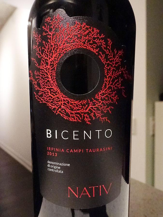 Nativ Bicento 2013 (94 pts)