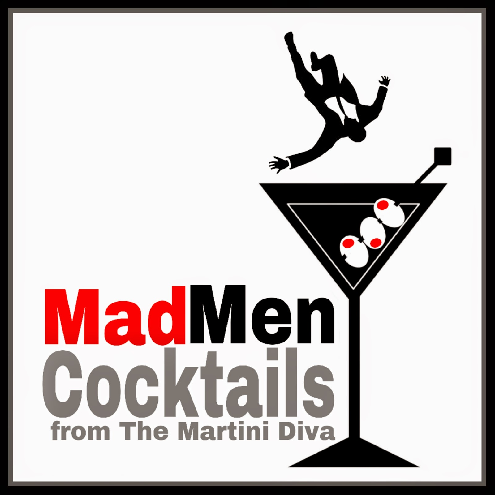The MARTINI DIVA: MAD MEN COCKTAILS -Saying goodbye to Sterling Cooper ...