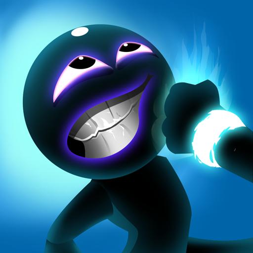 تحميل لعبه Stickman Fight: The Game v1.3.7 مهكره الضل الاسود اونلاين