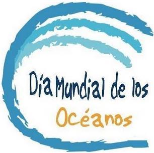 Ilustración del Día Mundial de los Océanos a color