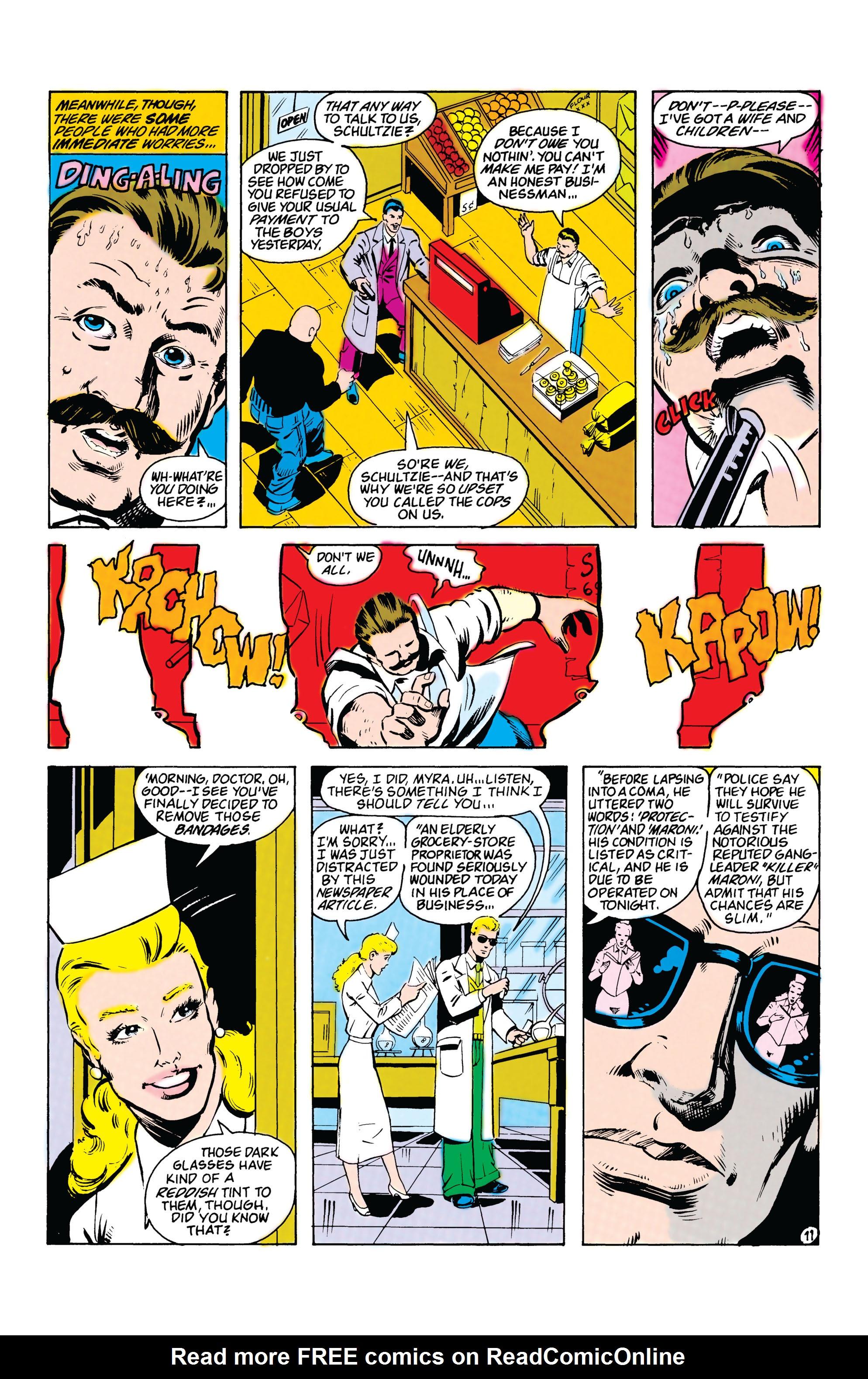 Read online Secret Origins (1986) comic -  Issue #20 - 30