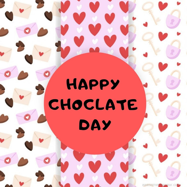 #HappyChocolateDay Images Photos, Pics & Wallpapers HD