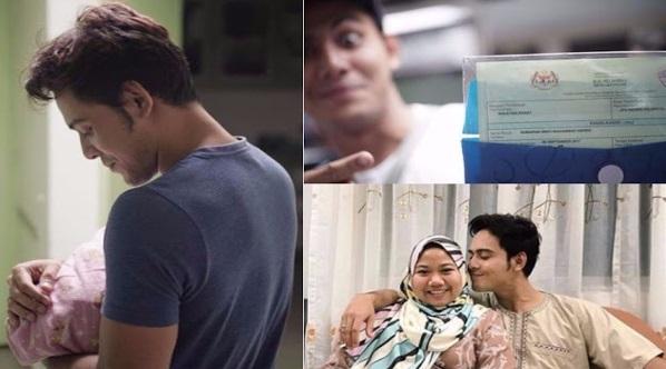 Lari Trend Nama Anak Sampai Empat Patah Perkataan, Peminat Puji Hafidz Roshdi Namakan Anak Humairah