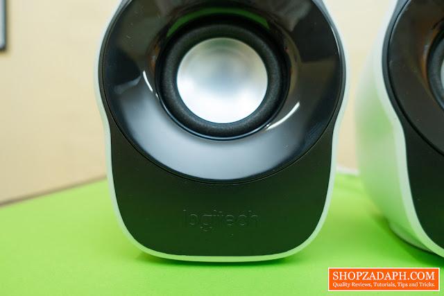 logitech z120 speakers review