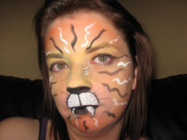 Felicianation Ink La Licia Face Painting