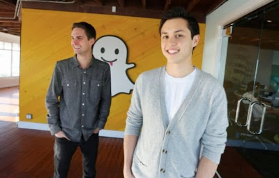 Co-Founder Of Snapchat Admits He's Never Owned A Physical Server