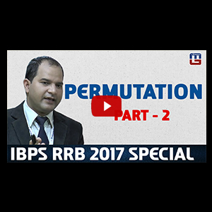 Combination | Maths | IBPS RRB 2017 Special