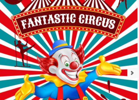 קרקס פנטסטיק בסוכות 2016 - לוח הופעות וכרטיסים