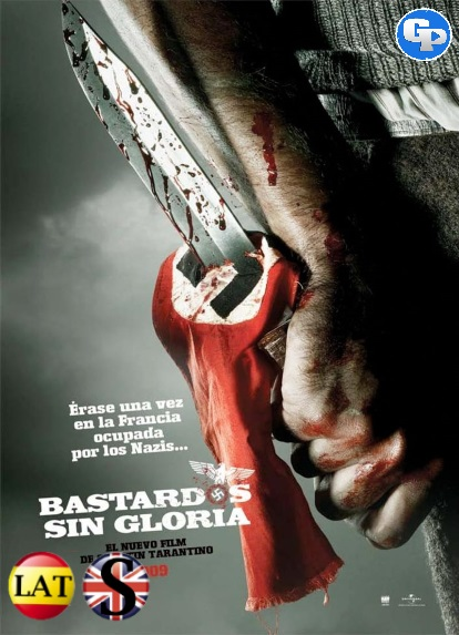 Bastardos Sin Gloria (2009) HD 720P LATINO/INGLES