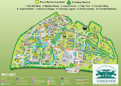 Holiday Trip Destination Chester Zoo Vouchers 2012 And Review Price