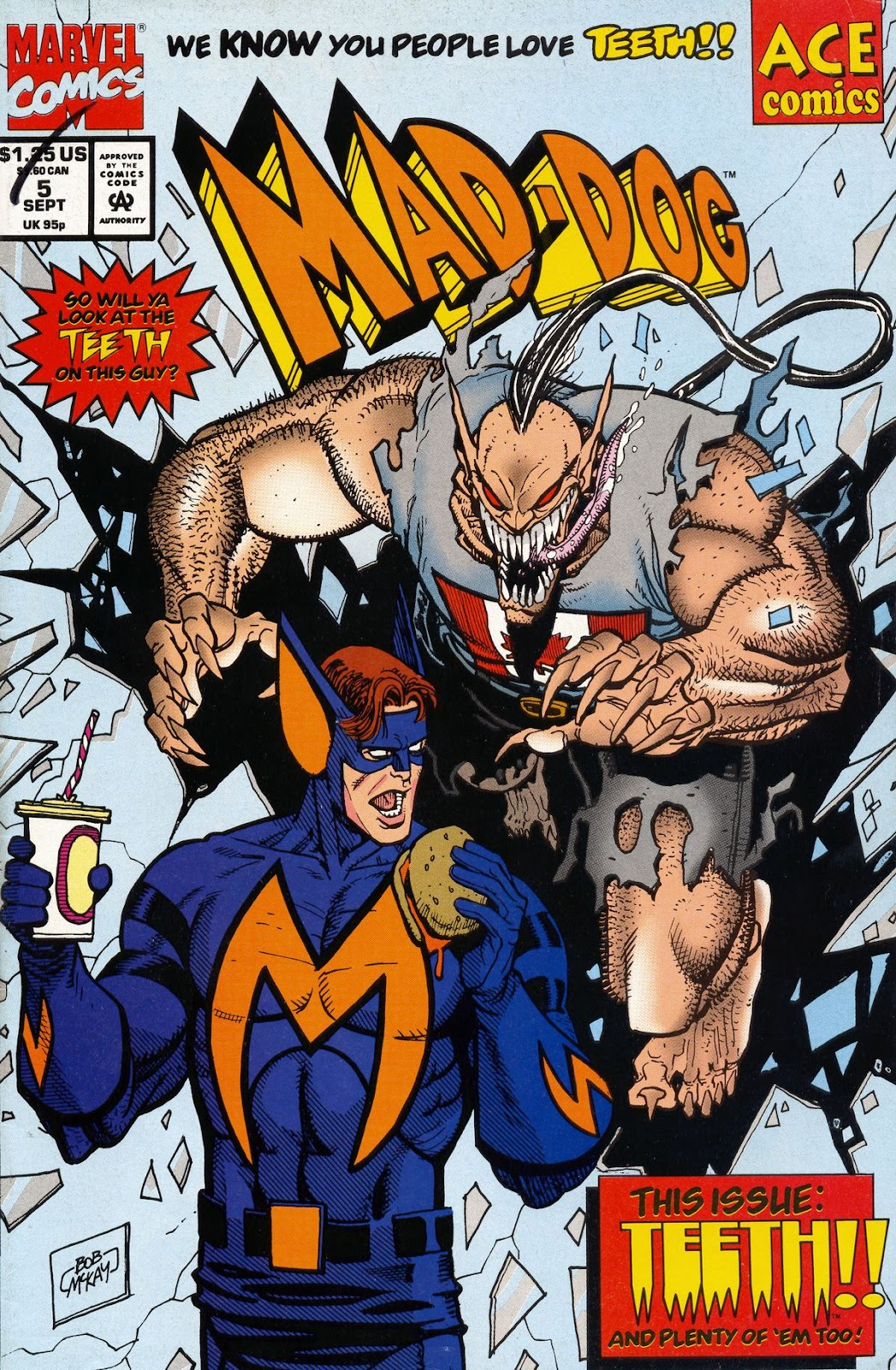 Mad-Dog 5 Page 1