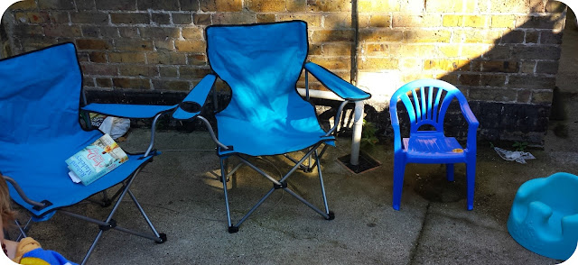 family chairs, four chairs, garden chairs