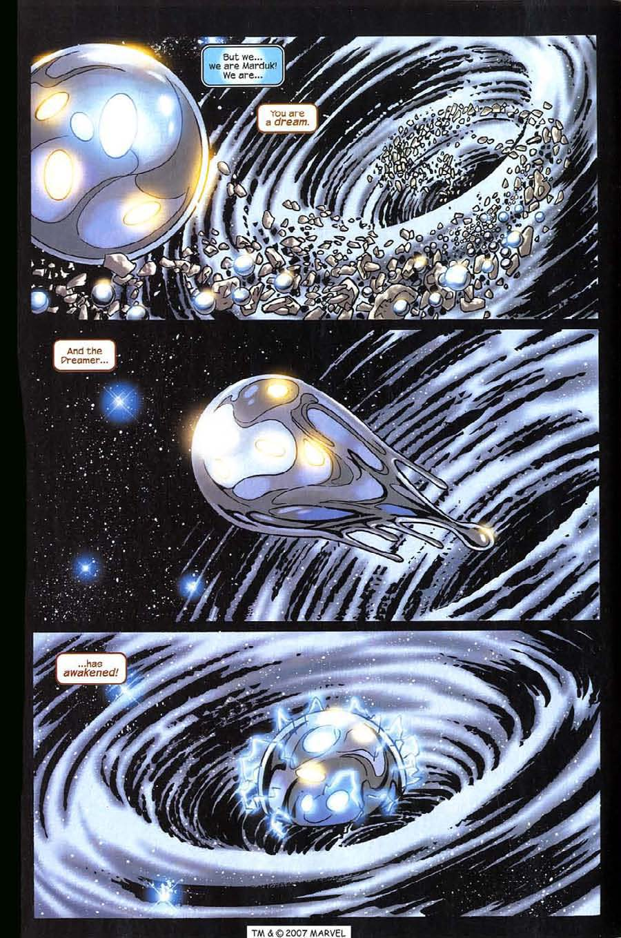 Read online Silver Surfer (2003) comic -  Issue #14 - 8